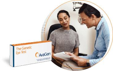 Avagen - genetic eye test