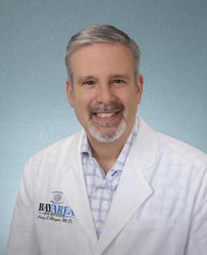 Eye doctor in Tampa, Craig Berger, MD eye surgeon cornea specialist in Florida.